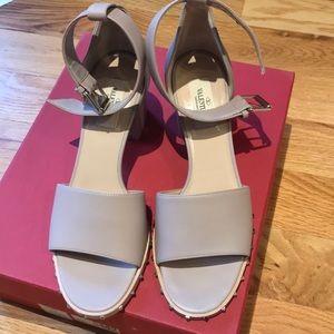 Valentino soul rock stud sandals